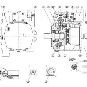 Rexroth  A10VG Series