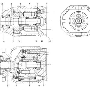 Rexroth A10VO Series
